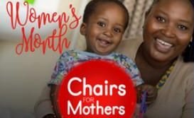 Women's Month: Chairs For Mothers