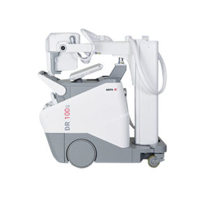 AGFA DR 100s Mobile X-Ray