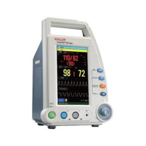 Schiller Truscsope Vital Signs monitor