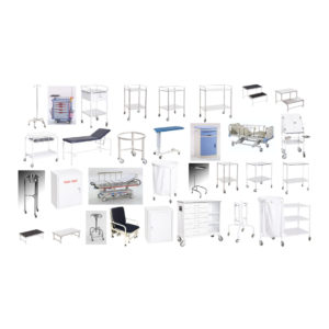 Hospital Fixtures and Furnishings